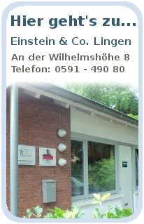 Einstein & Co. Lingen